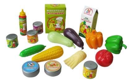 Набор продуктов игрушечный Пластмастер Скатерть самобранка