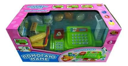 Касса игрушечная Помогаю Маме Касса