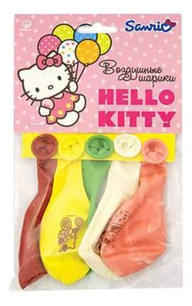 Набор шаров BELBAL Hello Kitty 30 см 5 шт.