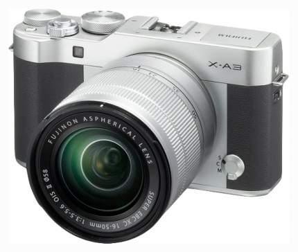 Фотоаппарат системный Fujifilm X-A3 Silver