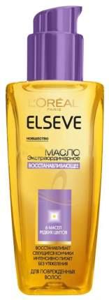 Масло для волос L`Oreal Paris Elseve Экстраординарное восстанавливающее 100 мл