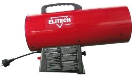 Газовая тепловая пушка ELITECH ТП 15Г 166403