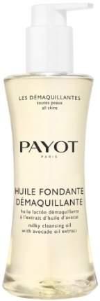 Очищающее и увлажняющее масло для снятия водостойкого макияжа PAYOT, 200 мл