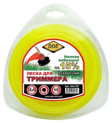 Леска для триммера DDE 644-757
