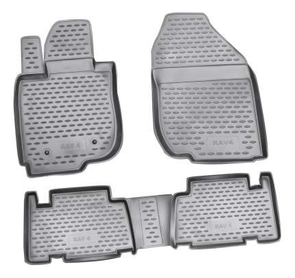 Комплект ковриков в салон автомобиля Autofamily для Toyota (NLC.48.09.210)