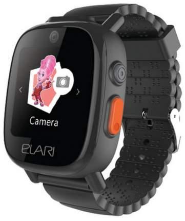 Детские смарт-часы ELARI Fixtime 3 Black/Black (FT-301)