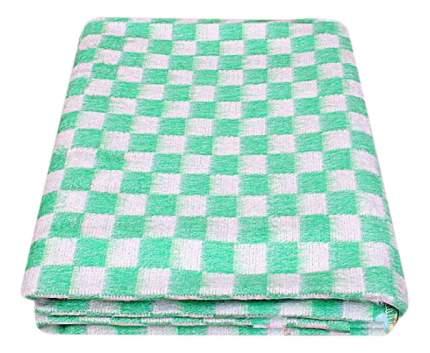Одеяло Ермолино байковое х/б 90x112 зелёный 571ЕТ