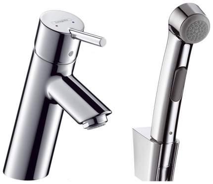 Смеситель с гигиеническим душем Hansgrohe 32140000