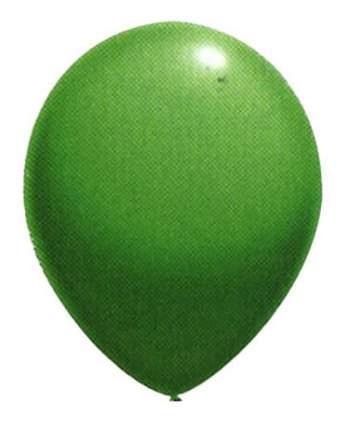 Набор шаров Riethmüller Everts 10 шариков зеленый