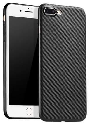 Чехол для Apple iPhone 7 Plus HOCO Carbon черный