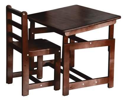 Комплект детской мебели Фея Растем вместе палисандр