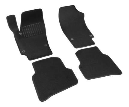 Комплект ковриков SV-Design для Volkswagen (5014-UNF3-14P)