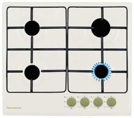 Встраиваемая варочная панель газовая Schaub Lorenz sLK GX6010 Beige