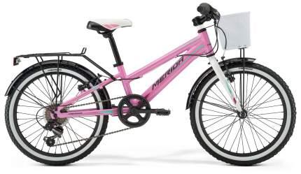 Велосипед Merida Princess J20 2017 One Size розовый