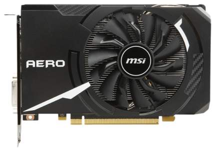 Видеокарта MSI Aero ITX GeForce GTX 1060 (GTX 1060 AERO ITX 3G OC)