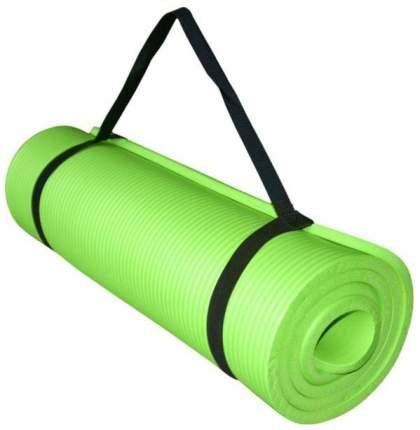 Коврик для фитнеса Hawk HKEM124-1,0-GREEN зеленый 10 мм