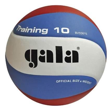 Волейбольный мяч Gala Training 10 №5 blue/white/red