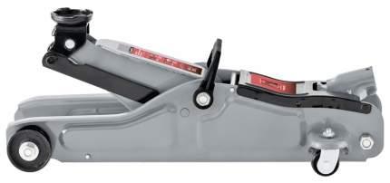 Домкрат гидравлический подкатной Matrix 51019 2 т Low Profile 85-330 мм в кейсе