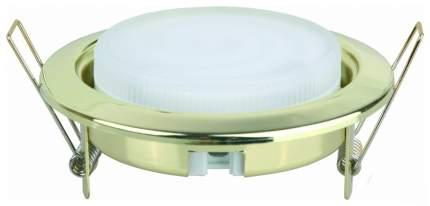Встраиваемый светильник Camelion FM1-GX53-G 9897 Белый