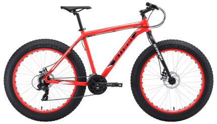 "Велосипед Stark Fat 26.2 D 2018 20"" black/red/white"