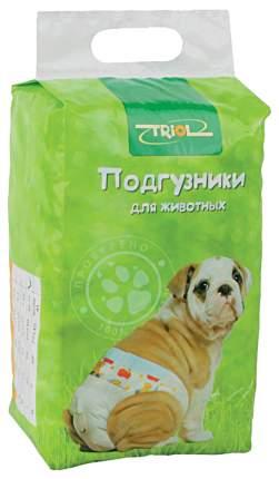 Подгузники для домашних животных
