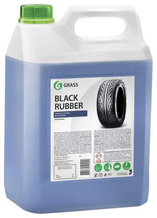 Чернитель шин GRASS Black rubber 5.7л 5700г 5700г 125231