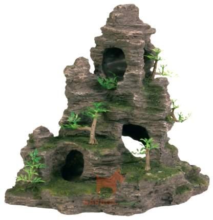 Грот для аквариума TRIXIE Rock Formation Горный хребет, полиэфирная смола 17,3х30,9х28,4см