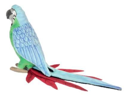 Мягкая игрушка Hansa Попугай 3324 37 см Зеленый Синтепон 3324