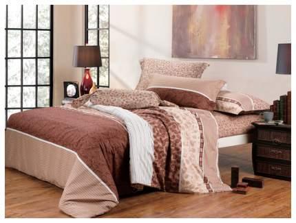 Комплект постельного белья СайлиД сатин печатный евро