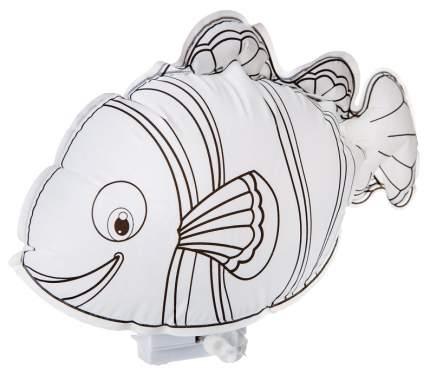 Игрушка для купания Bondibon Рыбка ВВ2565 надувная