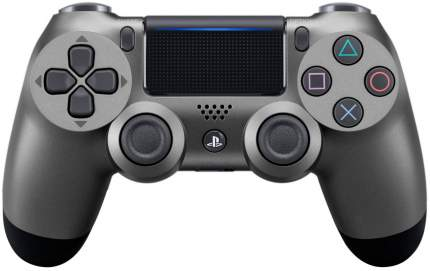 Геймпад для игровой приставки PS4 Sony CUH-ZCT2E Steel Black