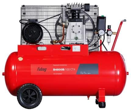 Ременный компрессор B4800B/100 CT4 (480 л/мин_100л_10бар_3,0кВт)