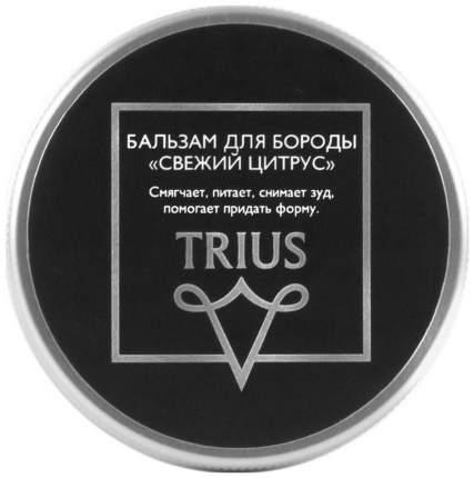 Бальзам для бороды Trius Свежий цитрус 50 мл