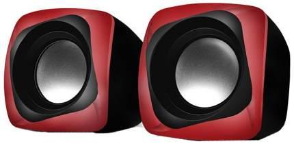 Колонки Sven 140 Black-Red