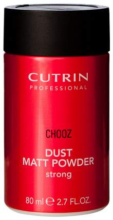 Средство для укладки волос Cutrin Chooz Dust Matt Powder 80 мл