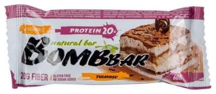 Протеиновый батончик Bombbar Protein Bar 60 г тирамису