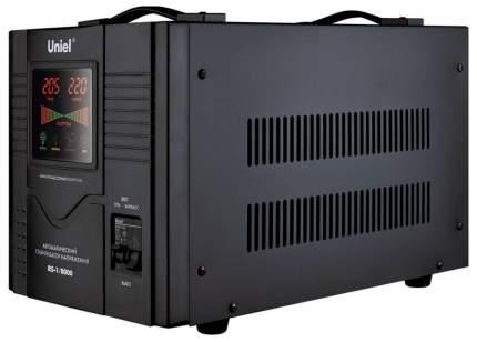 Стабилизатор напряжения Uniel RS-1/8000 Релейный, Однофазный, 8,0 КВА
