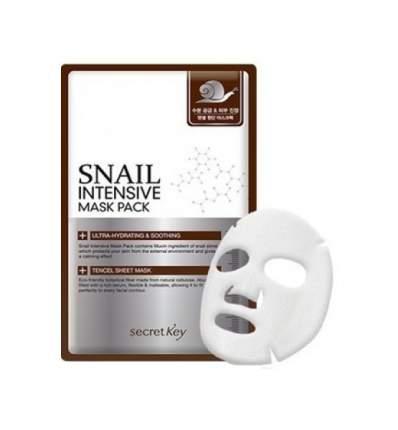 Маска для лица Secret Key Snail Intensive Mask Pack 20 г