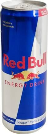 Напиток энергетический Red Bull жестяная банка 0.355 л