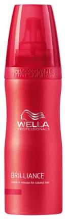 Мусс для волос Wella Professionals Brilliance Line для окрашенных волос 200 мл