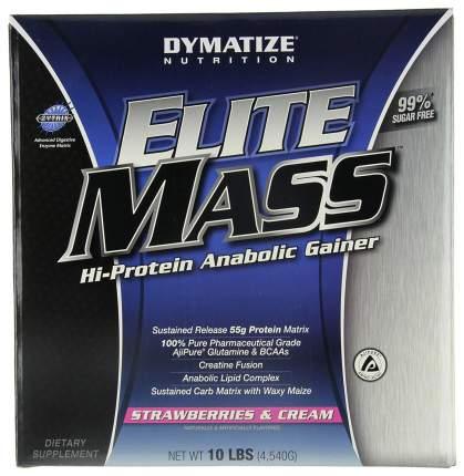 Гейнер Dymatize Nutrition Elite Mass Gainer 4530 г Berry
