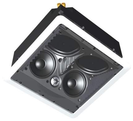 Колонки Definitive Technology UIW RCS III Matte Black