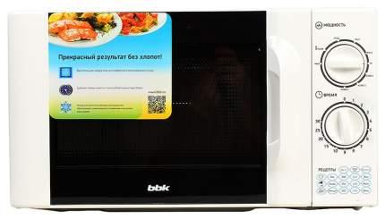 Микроволновая печь с грилем BBK 20MWG-743M/W white