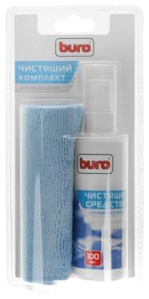Чистящий набор для экранов и оптики Buro BU-S/MF