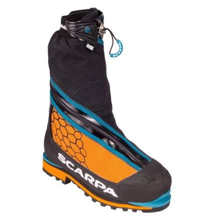 Ботинки Scarpa Phantom 6000, k-tech black/orange, 46 EU