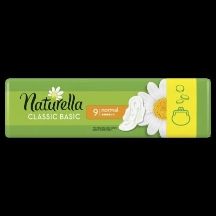 Прокладки Naturella Classic Basic Normal 9шт