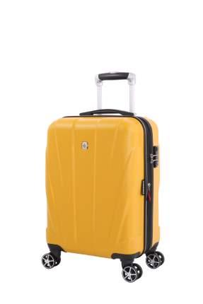 Чемодан малый SWISSGEAR ADAMS 7798247152 желтый 37 л