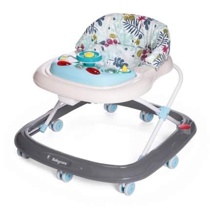 Ходунки Baby Care Flip белые