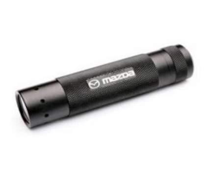Светодиодный фонарик Mazda830077567 Black