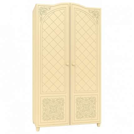 Платяной шкаф Компасс-мебель Соня СО-11 KOM_SO11_1 110x55x200,5, бежевый